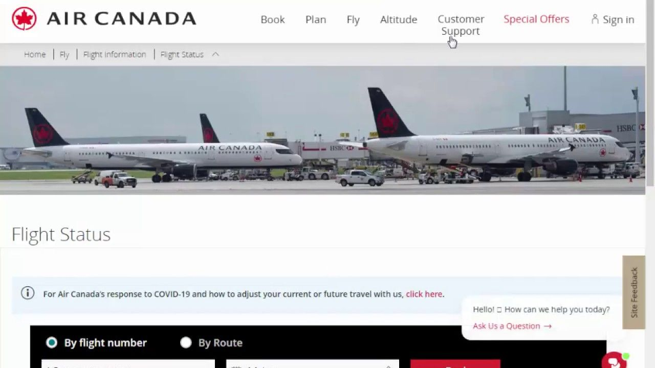 How To Check Air Canada Flight Status In 2020 Air Canada Flights Flight Status Canada