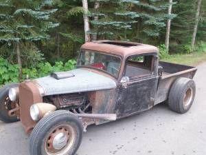 Kalispell Cars Trucks Craigslist Pin Up Hot Rods Rat