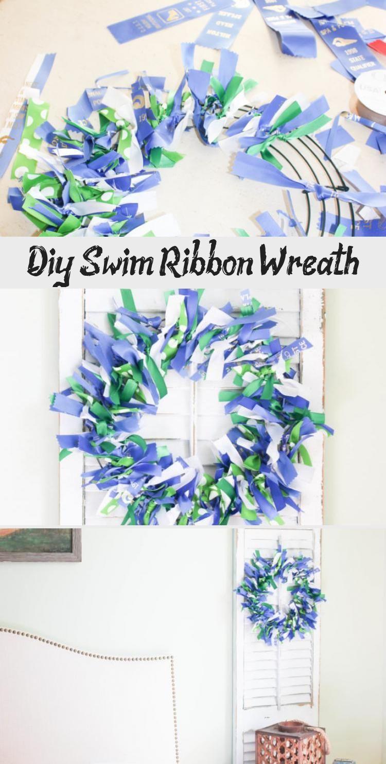 Photo of Diy Swim Ribbon Wreath – DIY