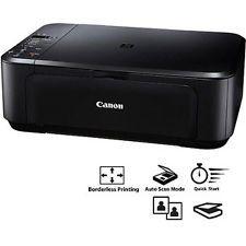 Canon PIXMA MG2120 Inkjet Photo All-In-One Printer Copier