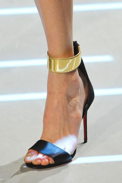 alexander vauthier shoes | Alexandre Vauthier Spring 2013 couture shoes ... | Spring/Summer 2013 ...