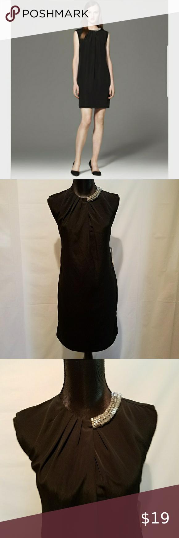 3 1 Phillip Lim For Target Nwt Black Dress Sz S Dress Size Chart Women Mixed Print Dress Clothes Design [ 1740 x 580 Pixel ]