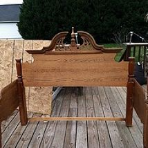 An Outdoor Bench Made From an Old Queen Bed Frame!#/1554487/an-outdoor-bench-made-from-an-old-queen-bed-frame?&_suid=13700521404280681972004328016
