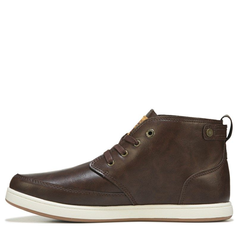 the cheapest professional sale clearance sale Levi's Men's Atwater Burnish Chukka Sneaker Boots (Brown ...