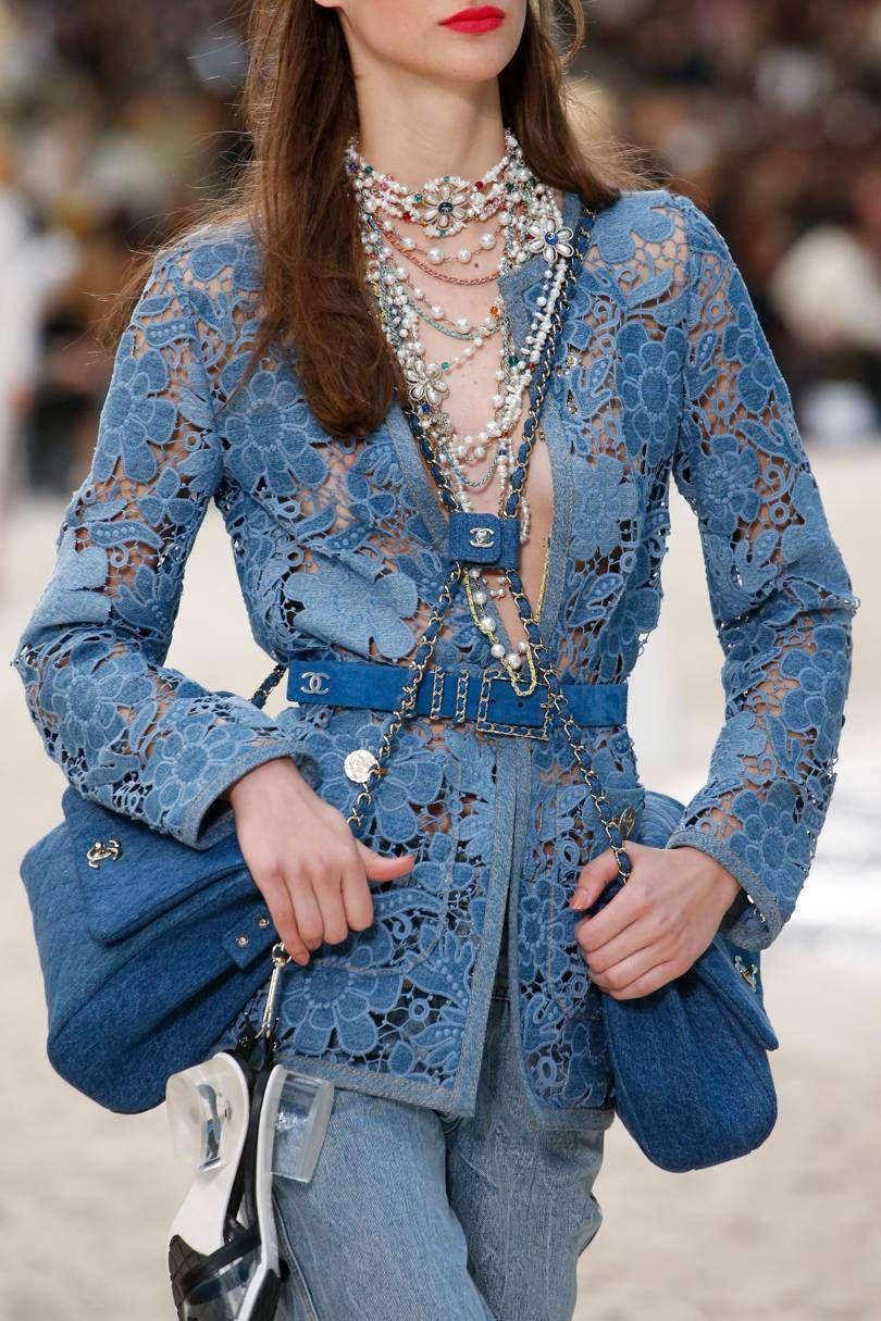 Chanel Spring/Summer 2019 Ready To Wear Fashion, Fashion