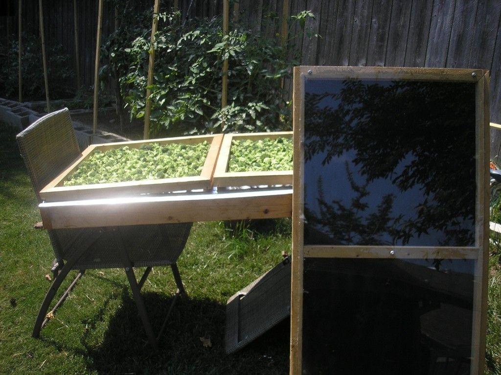 Compendio para construir deshidratadores solares de frutas y ...