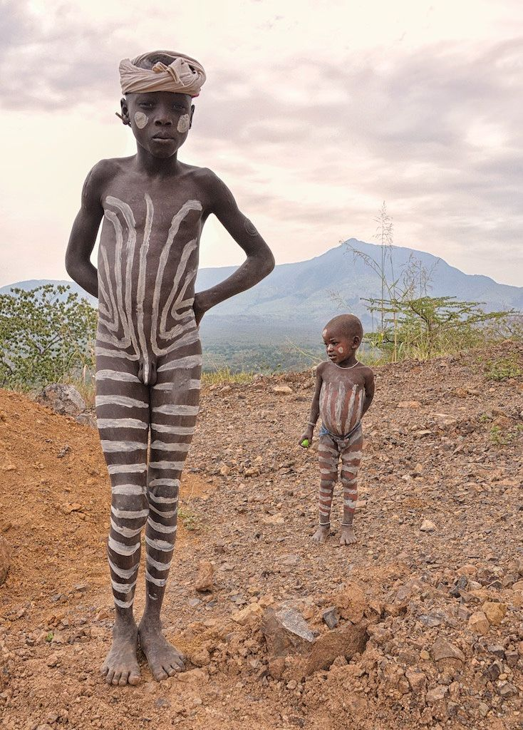 african boy nude naked tribe