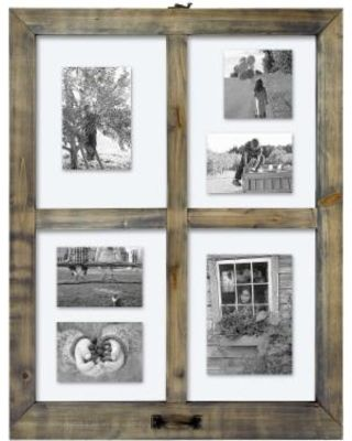 5ff10ea61e9d7ed1894fc56d107ac09d - Better Homes And Gardens 4 Opening Rustic Windowpane Collage Frame