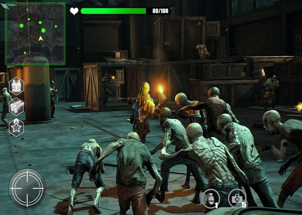 Survival After Tomorrow- Dead Zombie Shooting Game : Money