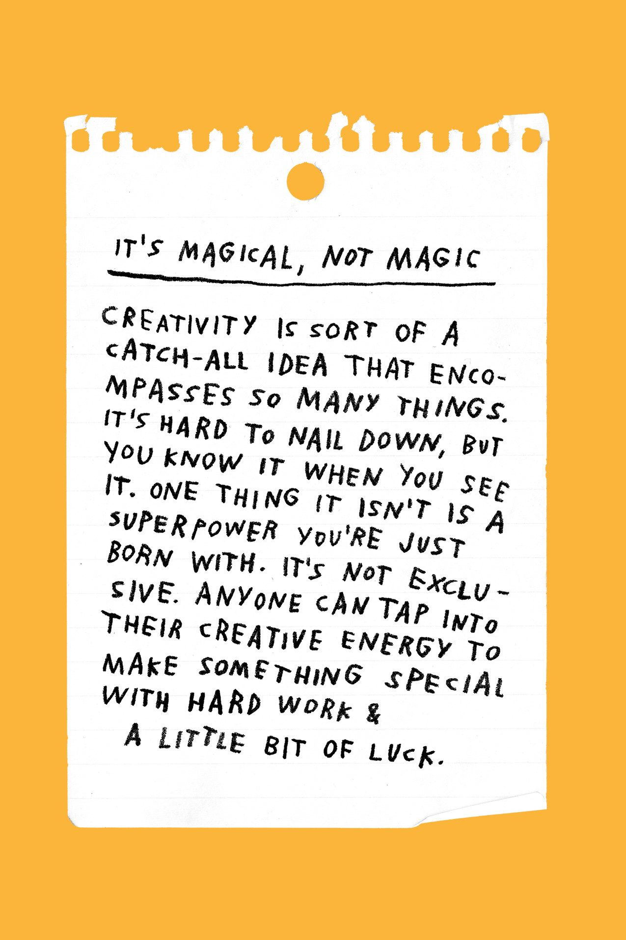9 Pieces Of Advice That Will Get You Past A Creative Slump | Food