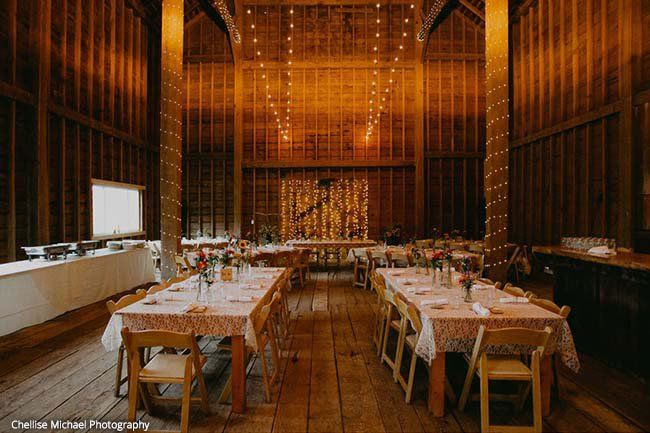 12 rustic wedding venues in New York's Catskills ...