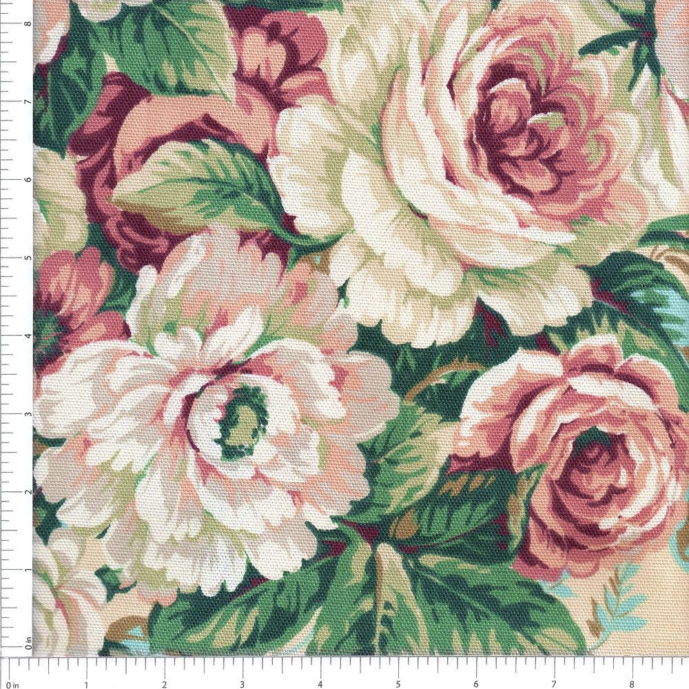 Vintage Curtain Panels Pink Rose Fabric Cottage Chic Decor Floral Fabric For Pillows Cornices T Floral Upholstery Fabric Floral Upholstery Vintage Curtains
