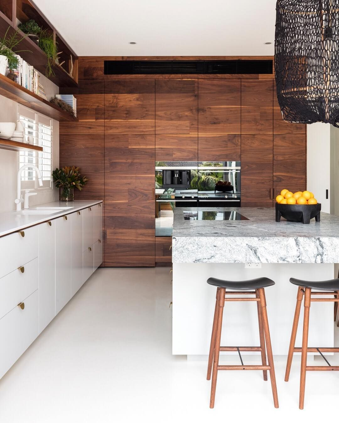 The Kitchen Is No Longer The Utilitarian Space It Once Was Whilst