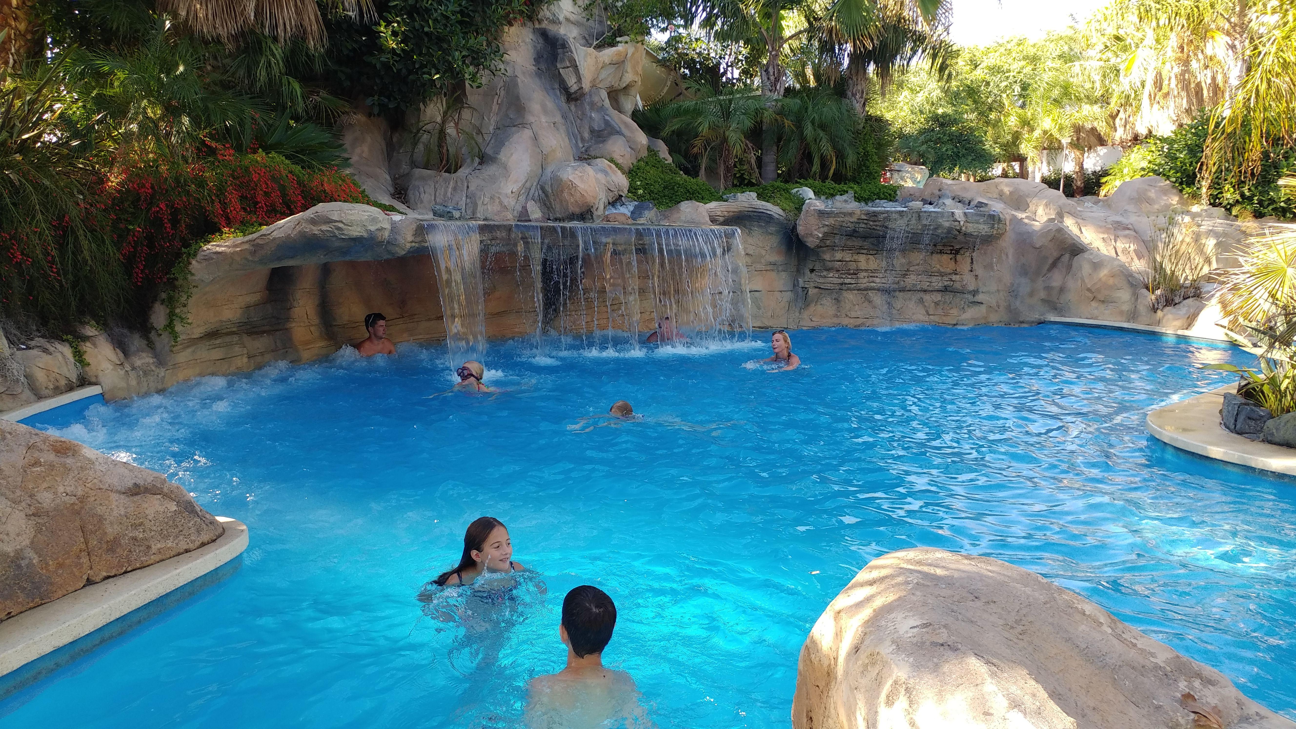 Relax Pool La Siesta Salou Resort U0026 Camping