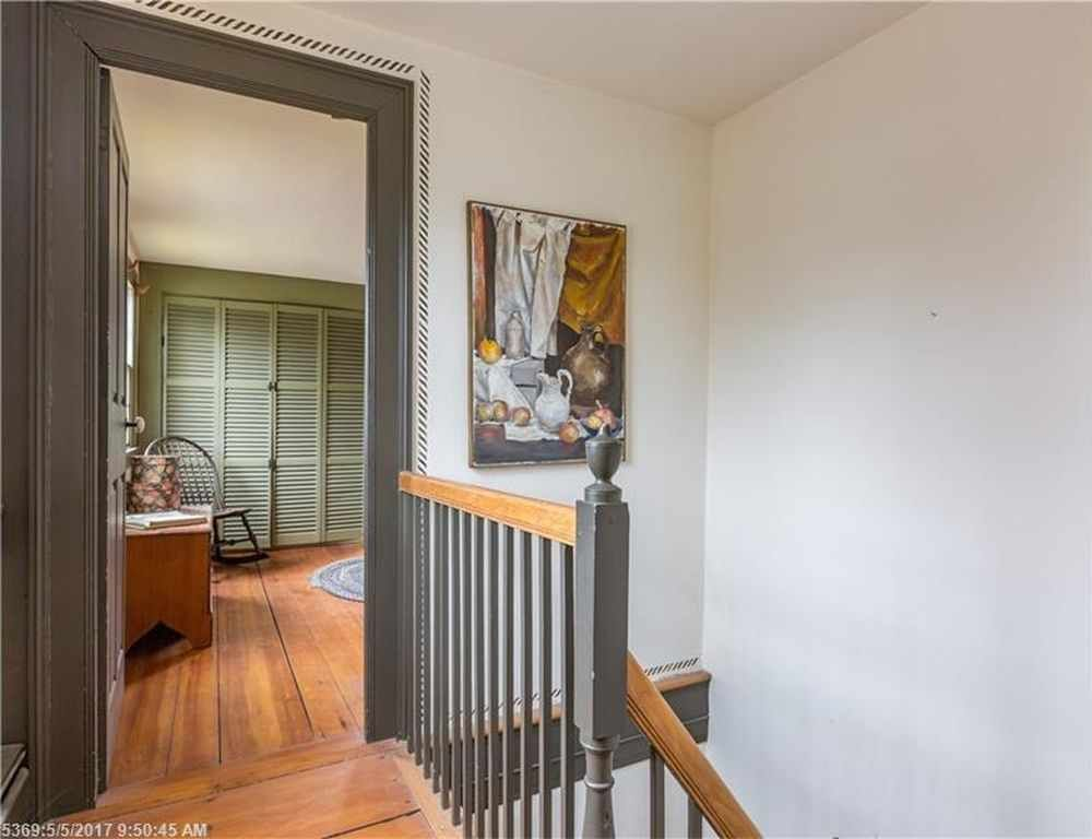 1817 - North Yarmouth, ME - $379,500 - Old House Dreams