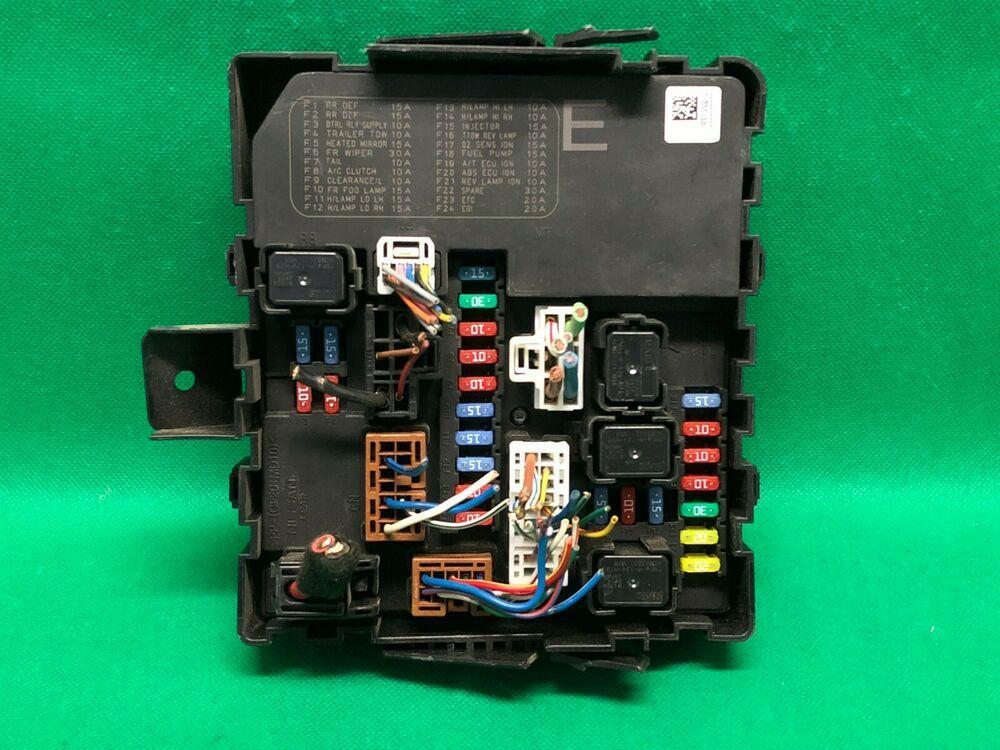 Sponsored eBay) 06-10 NISSAN PATHFINDER IPDM BCM Body Module