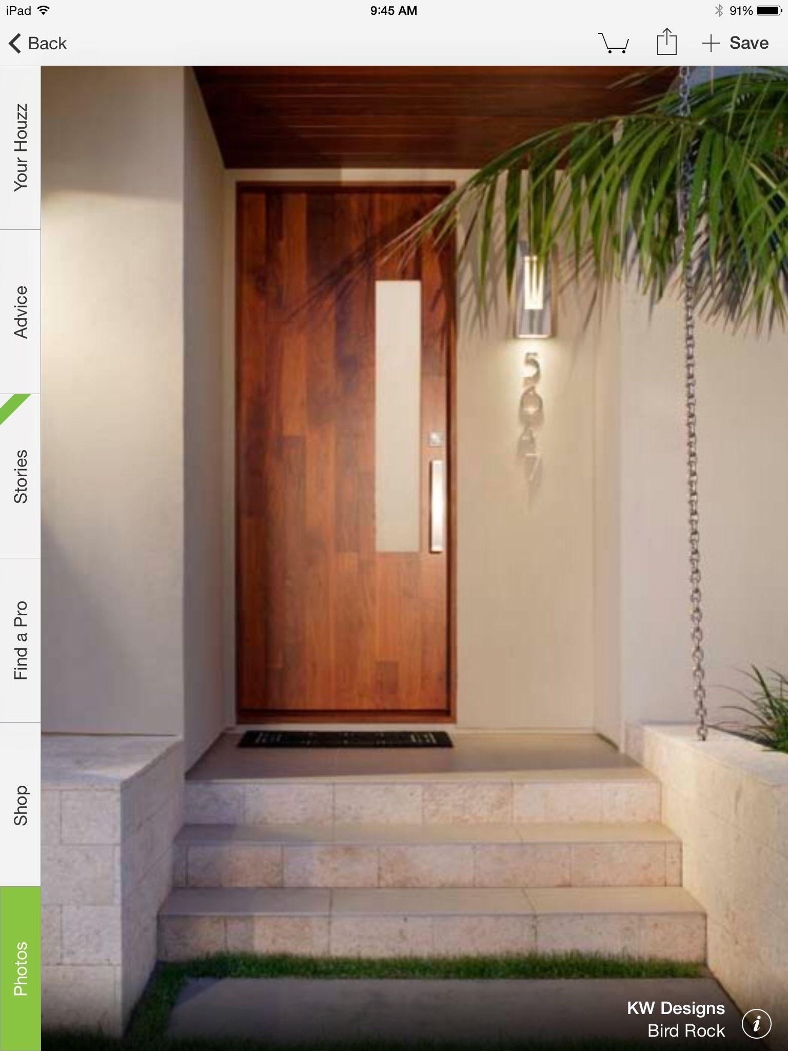 Long window | Doors | Pinterest