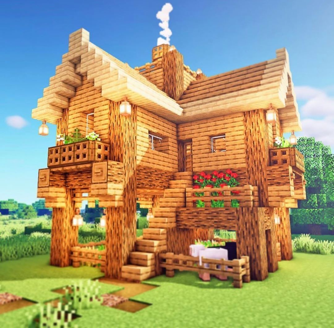 Best of Minecraft Builds on Instagram: What do you think ...