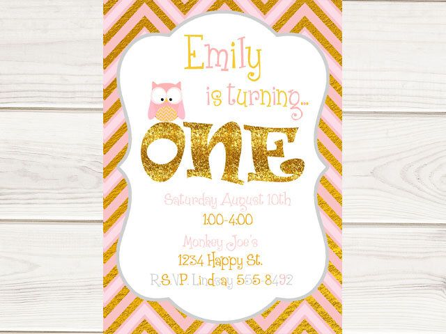 A personal favorite from my Etsy shop https://www.etsy.com/listing/521555281/cute-pink-and-gold-owl-birthday