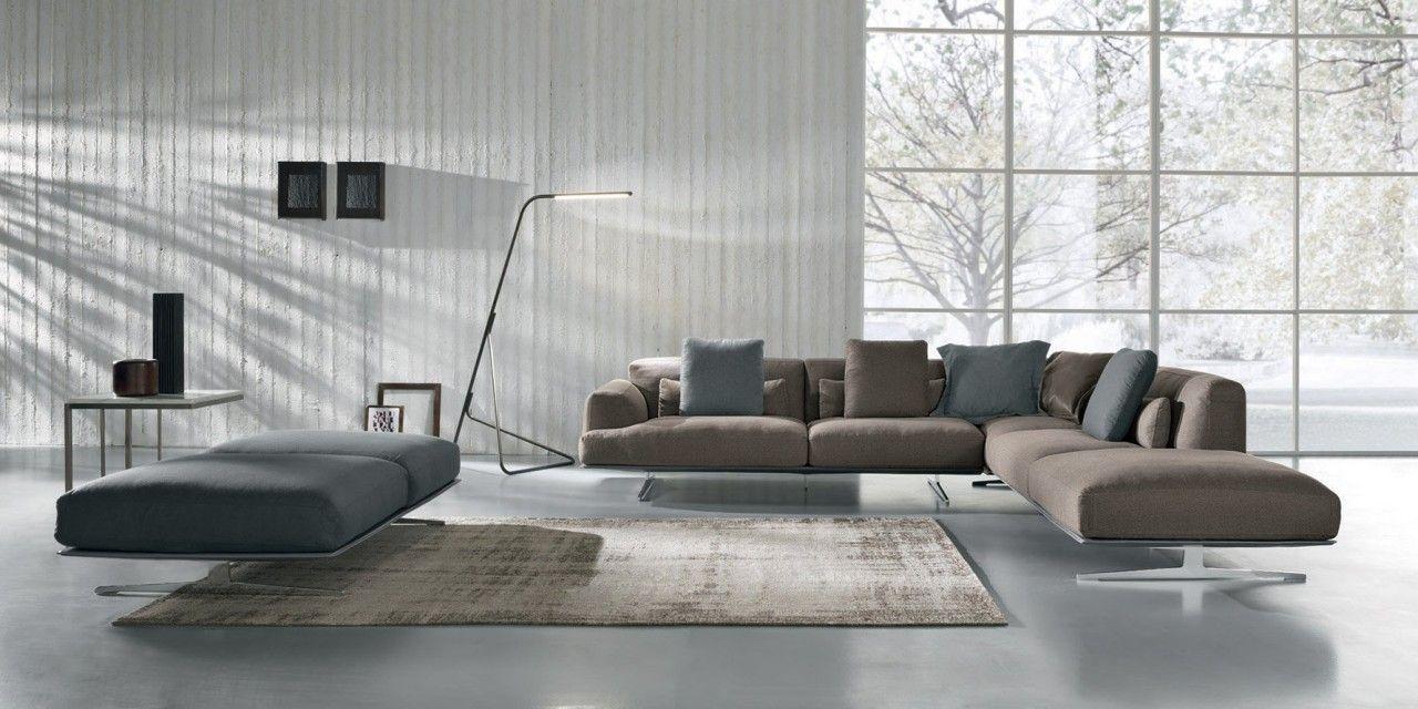 Max Divani Albachiara Sectional Designed And Made In Italy