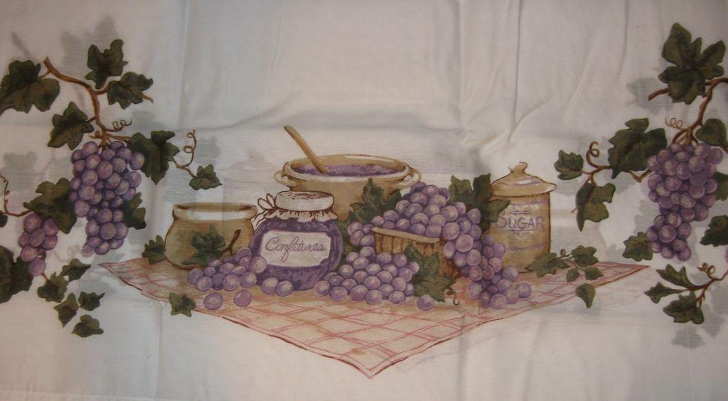Grapes Kitchen Curtains Curtain Design Grape Decor Grape Kitchen Decor Kitchen Decor Vineyard