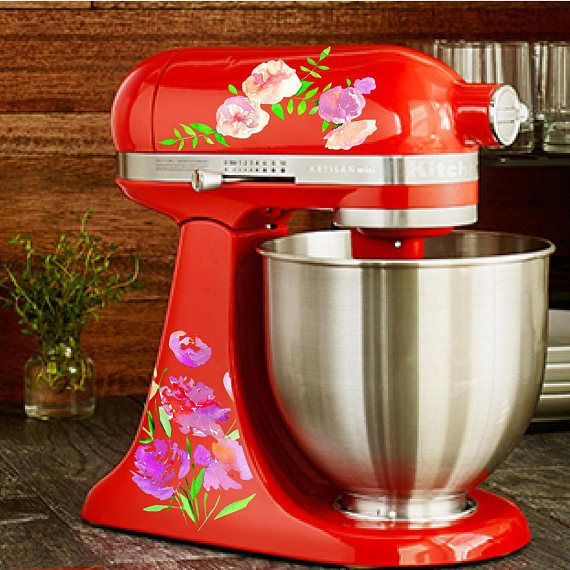 Kitchenaid 7 Speed Hand Mixer Kitchen Decals Kitchen Aid Mixer