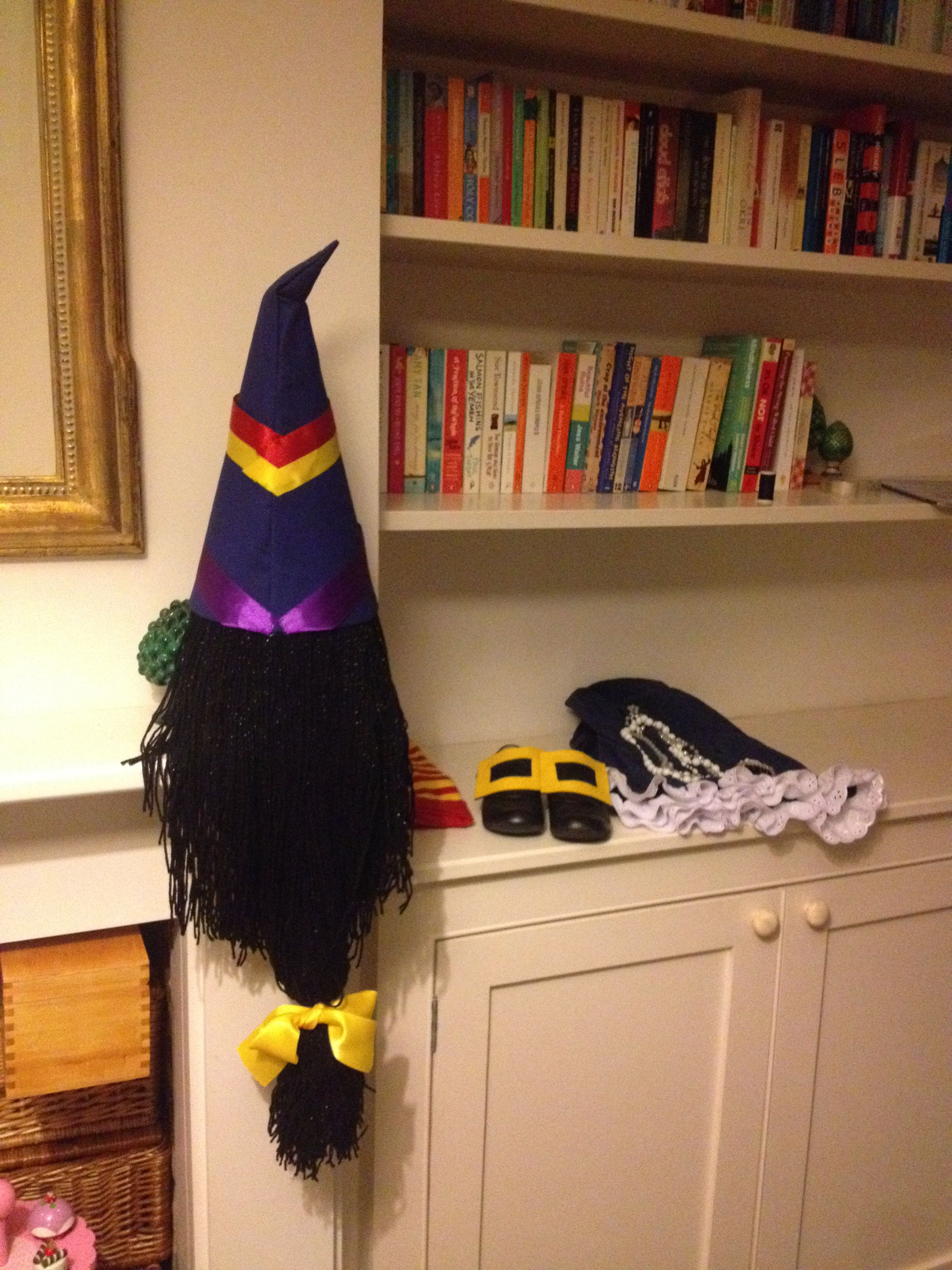 World Book Day .. Winnie the Witch costume. We're ready!! | Zilly ...