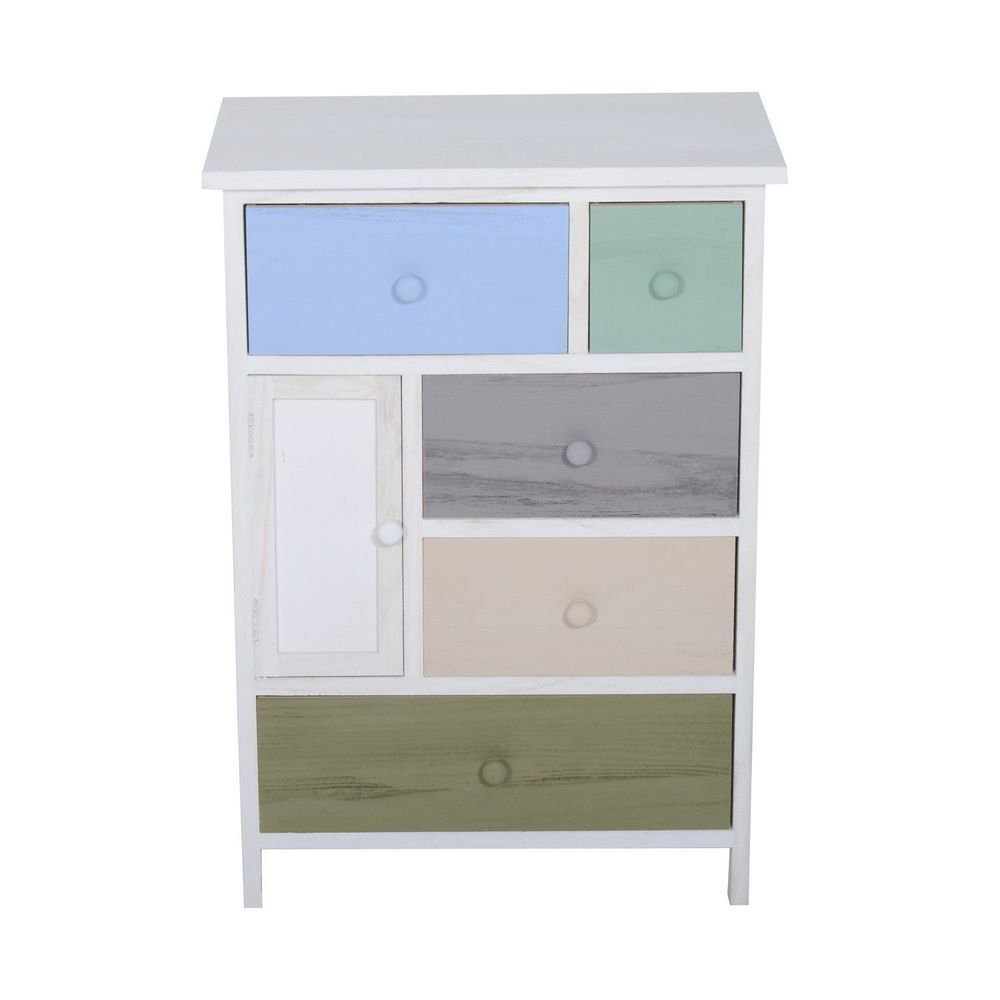 Fresh Cabinet with Shelf Unit