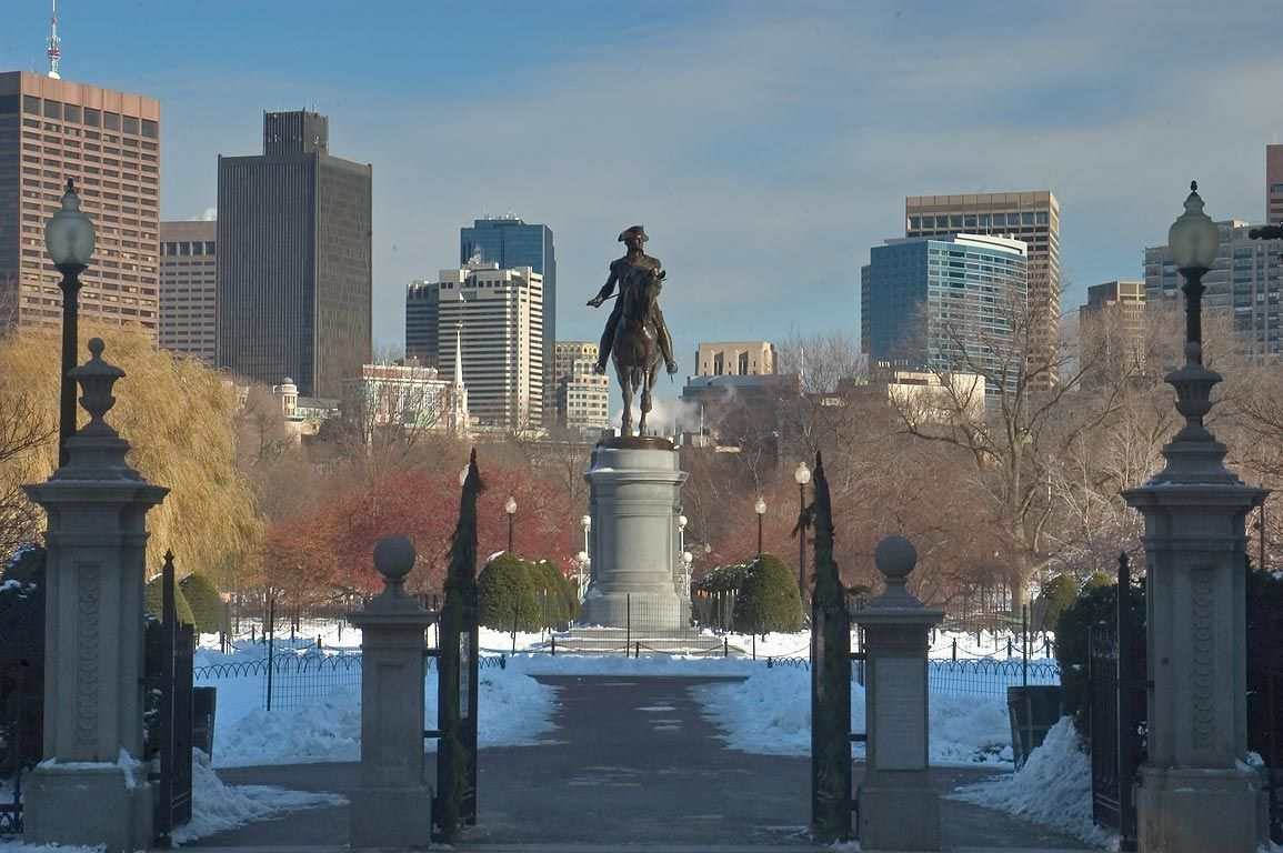 Boston--Was fantastic..Lots of History.Great trip to take the kids on.