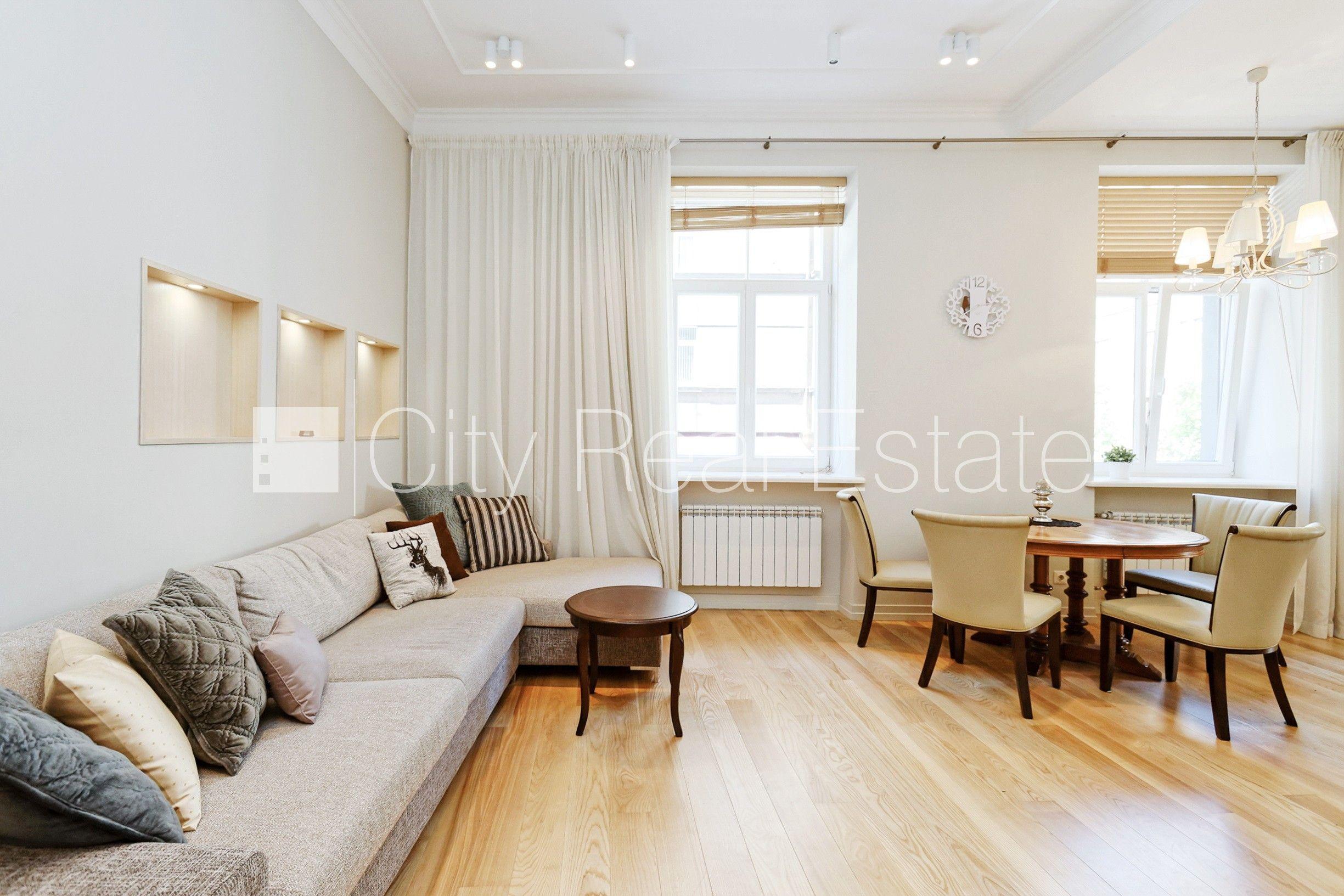 Apartment for sale in Riga, Riga center, Gertrudes street ...