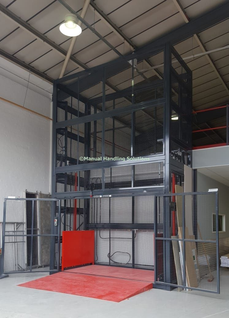 Pin By Manual Handling Solutions On Goods Lifts In 2019