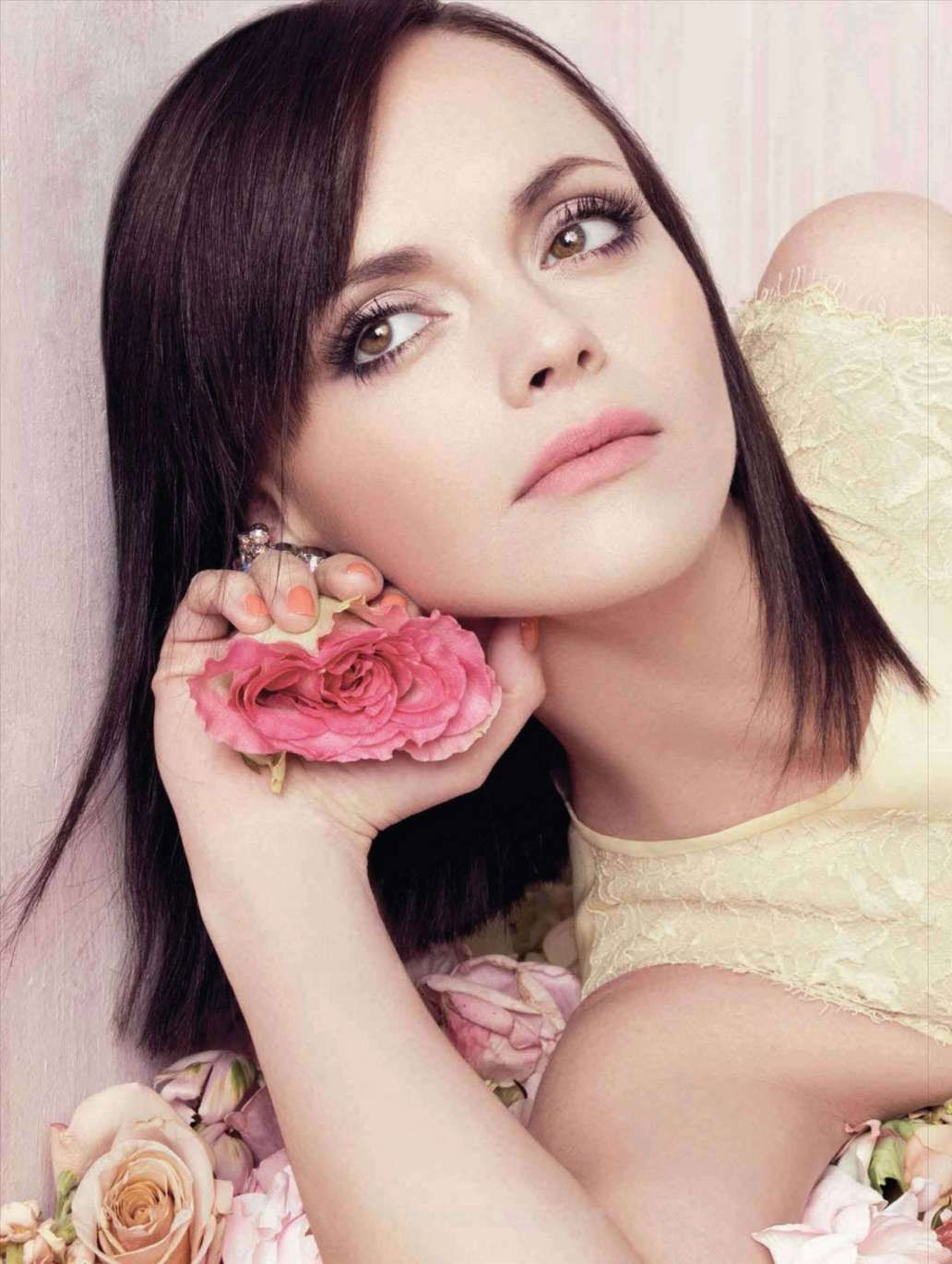 Christina Ricci: Raised in Montclair and attended school ...