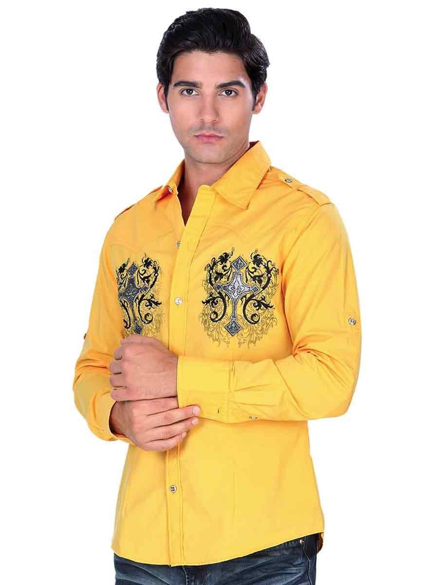 25919 Camisa Vaquera Caballero El General