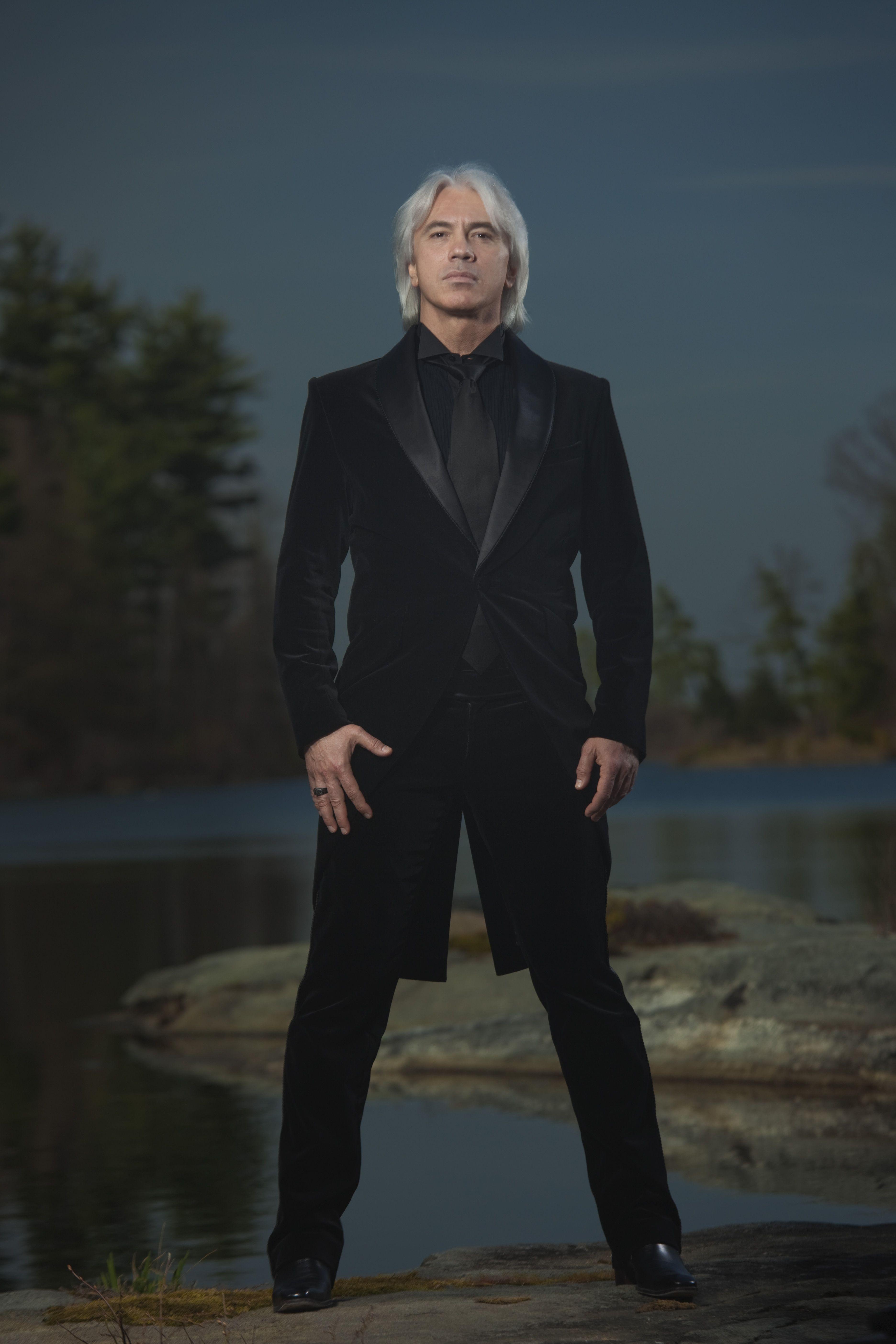 Dmitri Hvorostovsky, Russian operatic baritone | Dmitri in