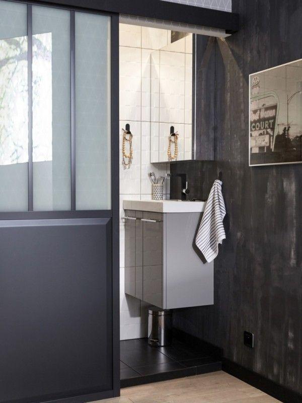 La verri re atelier dans la salle de bains 26 id es - Salle de bain originale et pas chere ...