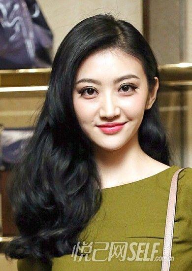 schöne chinesische Frauen