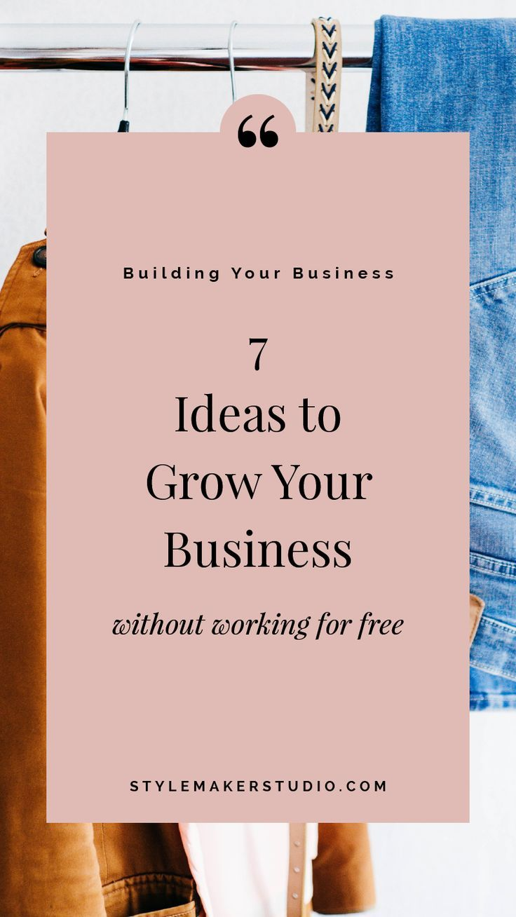 How to Grow Your Business Growing your business