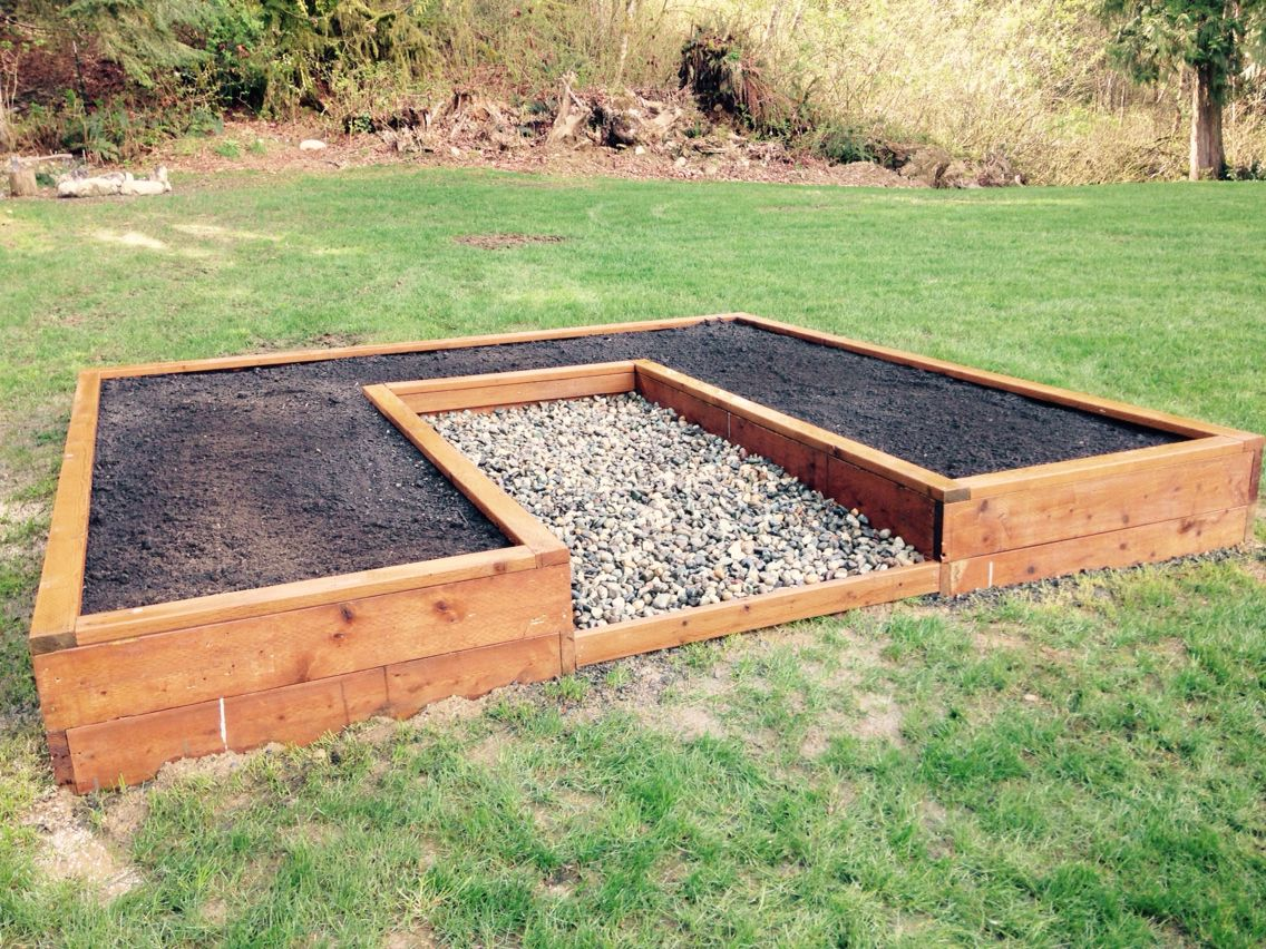Raised Garden Bed U Shape Raised Garden Beds Raised Garden