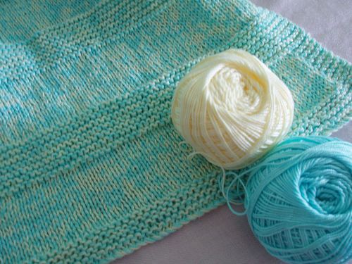 Easy Baby Blanket Knitting Patterns For Beginners | Machine Knitting ...