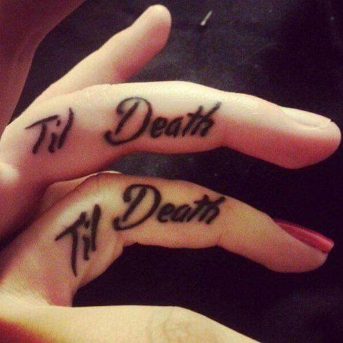 25 Tatuajes para PAREJAS que todos los ENAMORADOS se van a querer - tatuajes para parejas