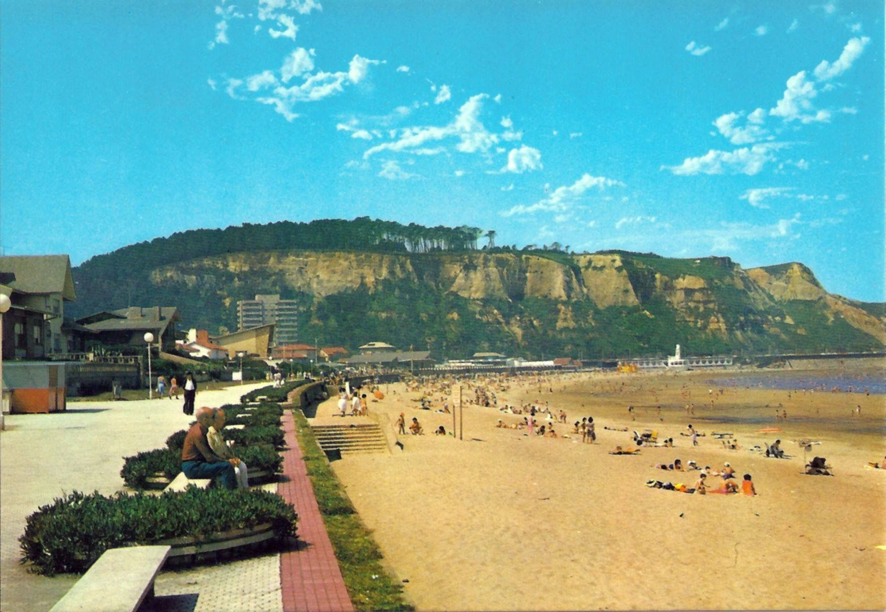 Playa de salinas antigua asturias de anta o pinterest - Hotel salinas asturias ...