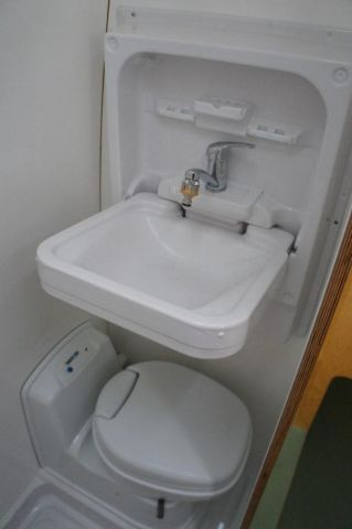 Image Result For Step Van Shower Bathroom Sink Units Camper Van Conversion Diy Motorhome