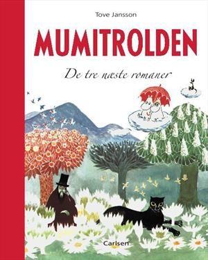 Læs om Mumitrolden. De tre næste romaner - Mumifars erindringsbog, Farlig midsommer, Troldvinter. Udgivet af Carlsen. Bogens ISBN er 9788711427125, køb den her