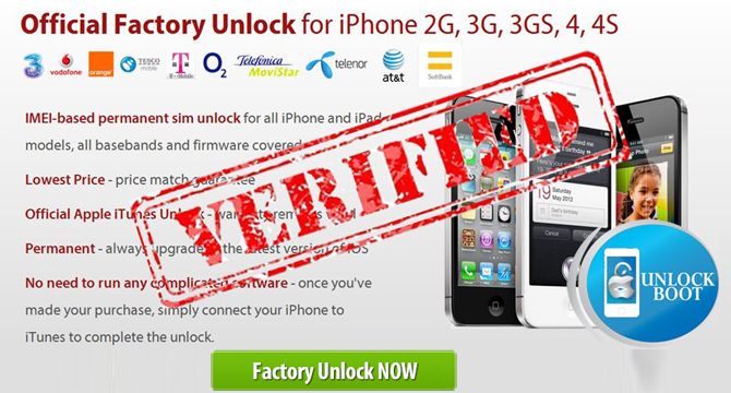 free iphone simlock status