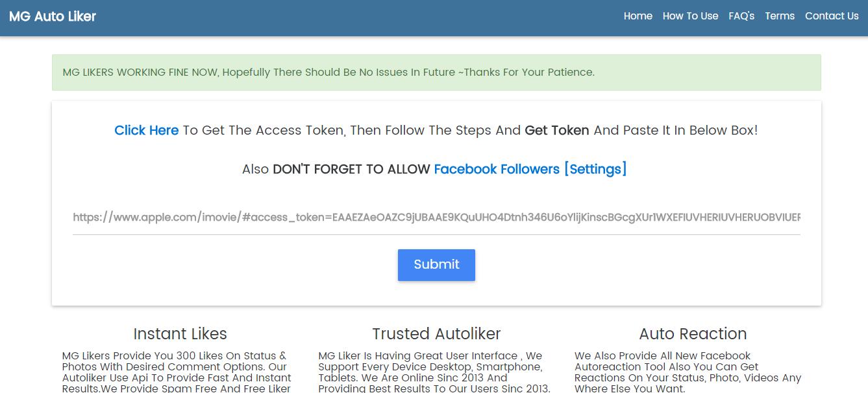 Download Hublaa auto liker script free    | TricksFlare