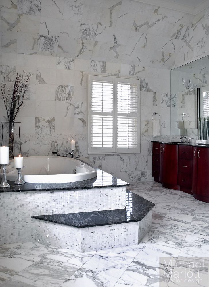 Interior Design | Master Bathroom | Spa | Contemporary Design | New Jersey  | New York