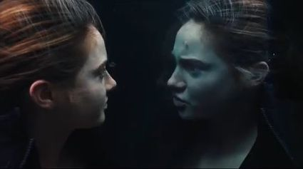 DIVERGENT movie simulations
