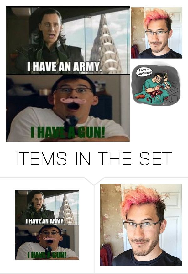 """Markimoo"" by ninja-animexe ❤ liked on Polyvore featuring art"