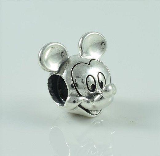 2fd43121e New Authentic 925 Pandora DISNEY MICKEY SILVER CHARM No.791586 #Pandora  #European