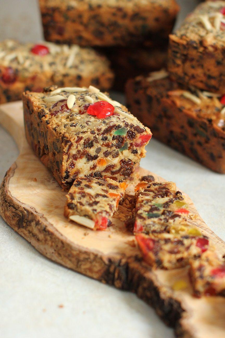 Gumdrop Fruitcake, an Old Canadian Recipe Christmas